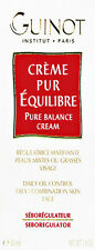 Guinot Pure Balance Cream Creme Oily Skin 50ml(1.7oz) Brand New