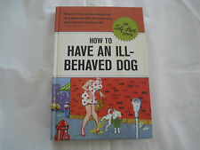 How to Have an Ill-Behaved Dog (Self-Hurt Series), Knock Knock-NEW