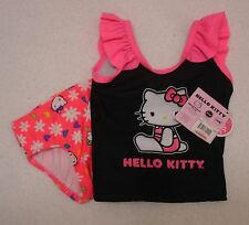 NEW Hello Kitty by Sanrio 2-Piece Swimsuit Bathing Suit 12M mos months NWT
