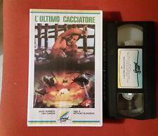 L'ultimo cacciatore (1980) Antonio Margheriti - VHS General Video