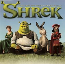 SHREK - MUSIC FROM THE ORIGINAL MOTION PICTURE / CD - TOP-ZUSTAND