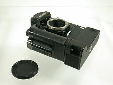 NIKON F2 body Gehäuse DP-2 Motor-Drive MD-3 MB-2 Set  /15K