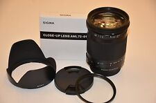 Sigma DC 18-300mm F/3.5 - 6.3 DC Lens CONTEMPORARY for SONY DSLR A-Mount 014 +