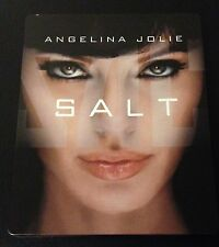 SALT Blu-Ray SteelBook Best Buy Exclusive 3 Versions. Angelina Jolie OOP & Rare!