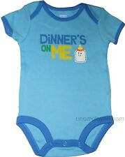 CARTERS BODYSUIT CREEPER ROMPER BOYS 1 ONE PIECE SHIRT BABY CUTE SAYINGS CLOTHE