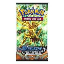 5 X Packs De Pokémon XY-11 Steam asedio Trading Card Booster Packs