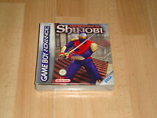 THE REVENGE OF SHINOBI FOR NINTENDO GAME BOY ADVANCE GBA NEW FACTORY SEALED