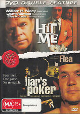 DOUBLE FEATURE Hit Me / Liar's Poker DVD Region Free - New - PAL