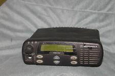 Motorola CDM1250 UHF UHF Band 403 – 512Mz aam25rhd9aa2an RADIO