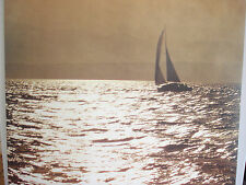 "Vintage Photographer ULVIS ALBERTS 1971 Sailing Sailboat Poster 24"" x 60"""
