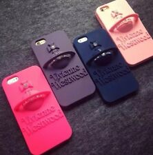 Vivienne Westwood iPhone 6/6S(4.7Inch)Pink/Dark Pink/Blue/Purple Case-New In Box