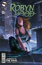 Grimm Fairy Tales Presents Robyn Hood V2 #8 - Cover B - NM+ or better