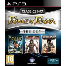Prince of Persia Trilogy PS3 Playstation 3 Classics HD - Complete