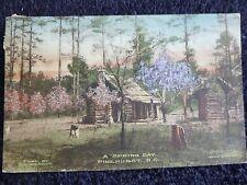 1913 A Beautiful Spring Day in Pinehurst, NC North Carolina PC