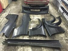 BMW E36 Coupe GTR style wide body kit bodykit fenders skirts bumper wings arches