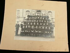 c.1930's HMS Britannia Signed Photograph of Naval Cadets
