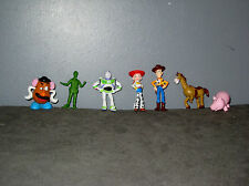 Figurines Toy Story -Woody/Pile Poil/jessie//Patate/Buzz/Cochon/Soldat