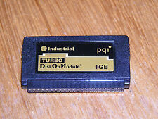 PQI TURBO DiskOnModule 1GB Industrial grade DOM DQ0010G88RN0 IDE 44 pin, unused