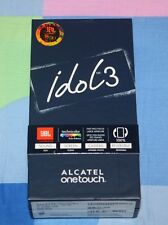 "NEW ALCATEL ONETOUCH Idol 3 5.5"" 16GB Unlocked Quad Band GSM phone Latest Model"