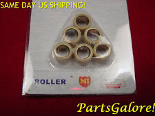 Variator Rollers Roller Weights 15mm x 12mm 15 x 12 5g, 50cc 90cc 2 Stroke E99