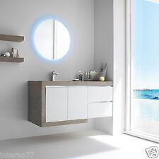 JACANA JA13 – Mobile luxury arredo bagno L.126 cm personalizzabile COMPAB