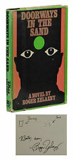 Doorways in the Sand ~ ROGER ZELAZNY ~ First Edition ~ 1976 1st Printing