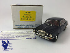 1/43° SMTS WHITE METAL FACTORY BUILT JAGUAR DAIMLER DOUBLE SIX