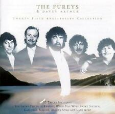 THE FUREYS & DAVEY ARTHUR - 25TH Anniversary Collection 2 CD  Irish