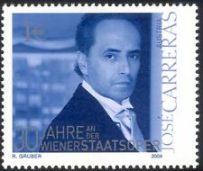 Austria 2004 Jose Carreras/Opera/Singing/Music/People/Tenor 1v (at1038)