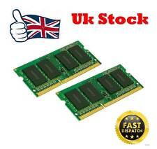 8GB 2 X 4GB DDR3 MEMORIA RAM PER DELL LATITUDE E6220 E6320 E6410 E6410 ATG E6420
