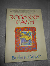 NEW Bodies of Water by Rosanne Cash (1996, PB) Autobiographical Tales Poetry