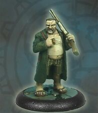 Mad Puppet Miniatures H.O.S.T Serious Joe Bounty Hunter