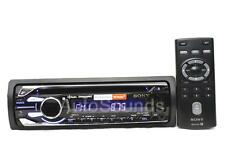 Sony CDX-GT710HD CD/WMA/MP3 Player Built-in HD Radio Front USB AUX Pandora