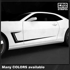 Chevrolet Camaro Side Accent Stripes Decals 2010 2011 2012 2013 2014 2015