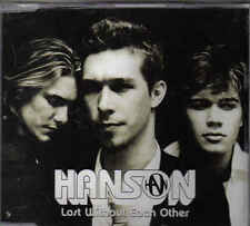 Hanson-Lost Without Each Other cd maxi single