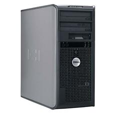 Dell Optiplex Mini Tower Computer PC Windows 7 Pro~ Core 2 Duo~4GB~160GB HDD