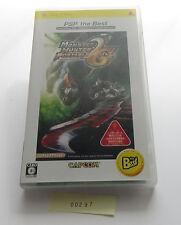 PSP Monster Hunter Portable 2nd G PSP Playstation Portable free shipping japan