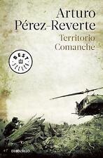 TERRITORIO COMANCHE by Arturo Perez-reverte (2015, Paperback)