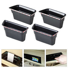 4*Car Door Armrest Storage Box holder Container for Ford Fusion Mondeo 2013-2015