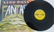 Lian Ross - Fantasy - 1985 - 12 inch Vinyl Ltd Edition