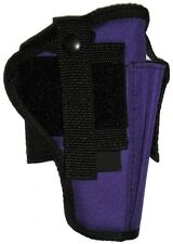 USA Made Purple Custom holster Glock 17 22 23 G34 S&W Auto 40 45 Taurus 9mm