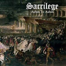 SACRILEGE - Ashes To Ashes (NEW*EPIC OCCULT NWOBHM*80's DEMOS*PAGAN ALTAR*DEMON)