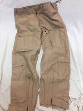 Eagle Industries CWU-27/P Pants Flight Suit Tan Nomex Aircrew PJ Pilot L/L