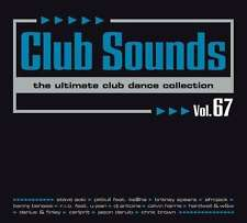 CLUB SOUNDS VOL. 67 * NEW 3CD-SET 2013 * NEU *