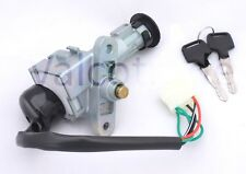 Ignition Barrel Switch fits SYM Symply, Fiddle, Jet 125 125cc Lock Set & Keys