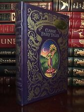 Hans Christian Andersen Illustrated Fairy Tales New Leather Collectible 1st Ed.
