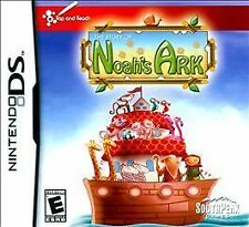 Story of Noah's Ark DS NEW! DSI, LITE, XL, 3DS! BIBLE, CHRISTIAN, TRIVIA, FAMILY