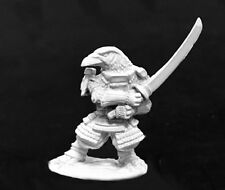 Tengu Warrior Reaper Miniatures Dark Heaven Legends Birdman Kenku  O-yoroi Melee