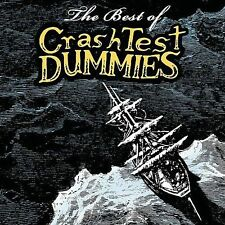 The Best of Crash Test Dummies [Expanded] by Crash Test Dummies (CD,...