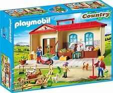 PLAYMOBIL 4897 Country carry-along farm